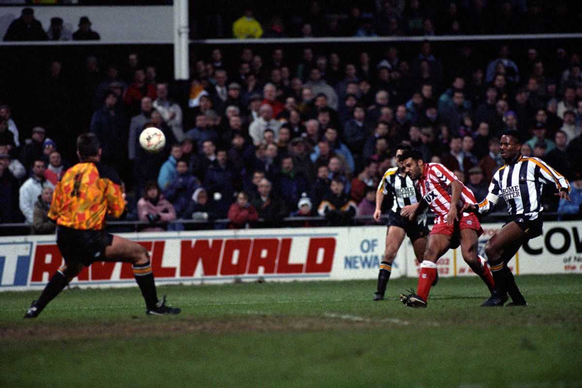 Soccer - FA Cup - Third Round - Notts County v Sunderland