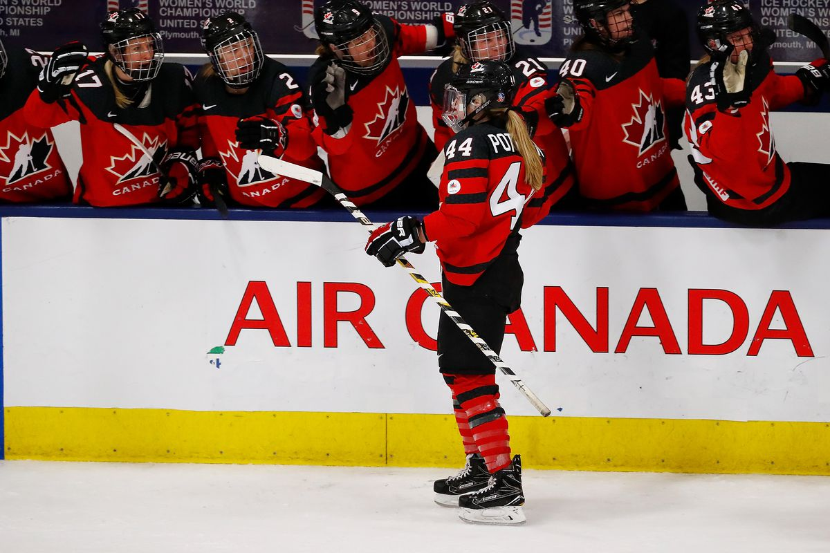 Finland v Canada - 2017 IIHF Women's World Championship Semifinal