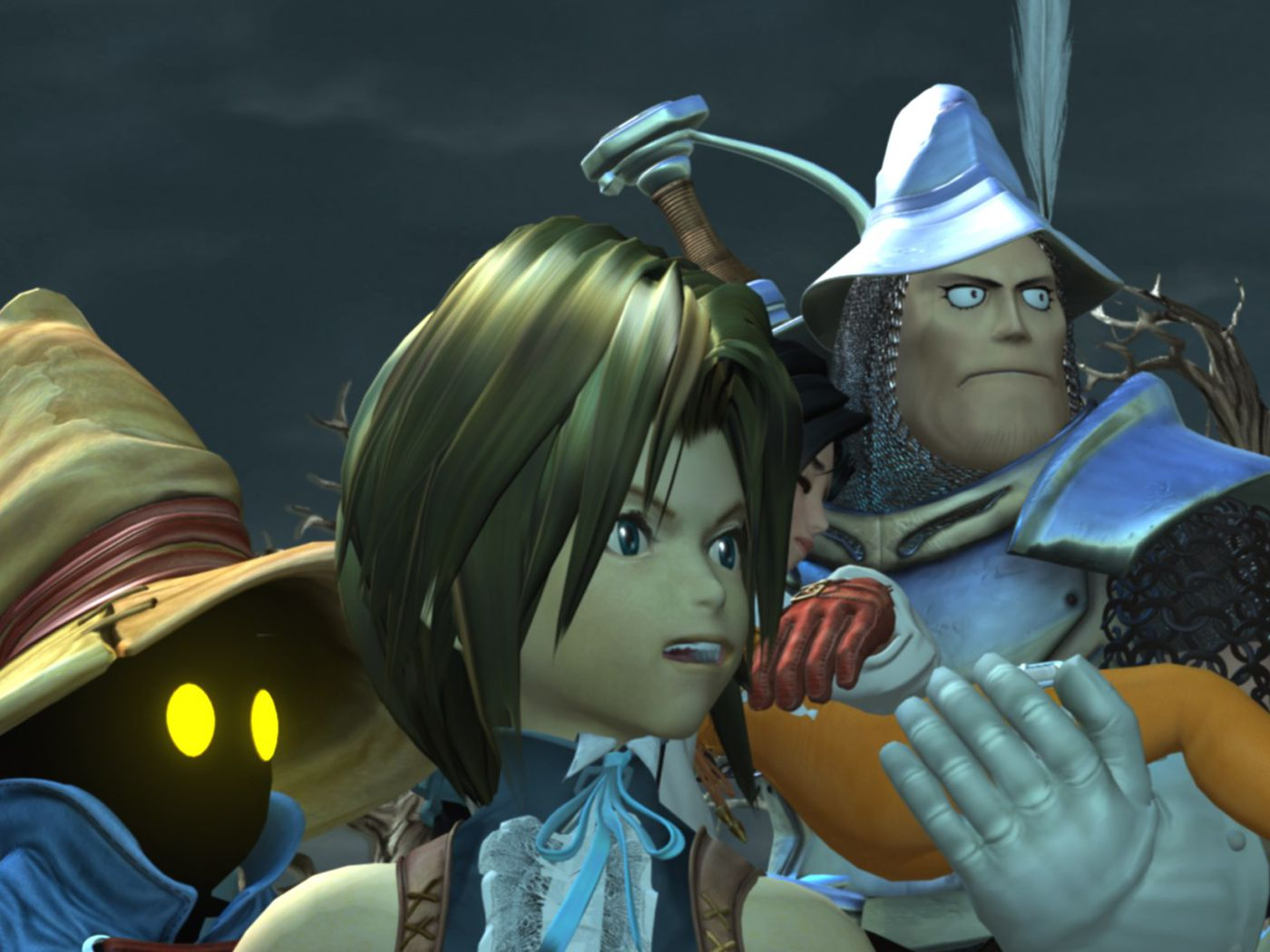 Final Fantasy 9 feels right at home on the Switch - The Verge