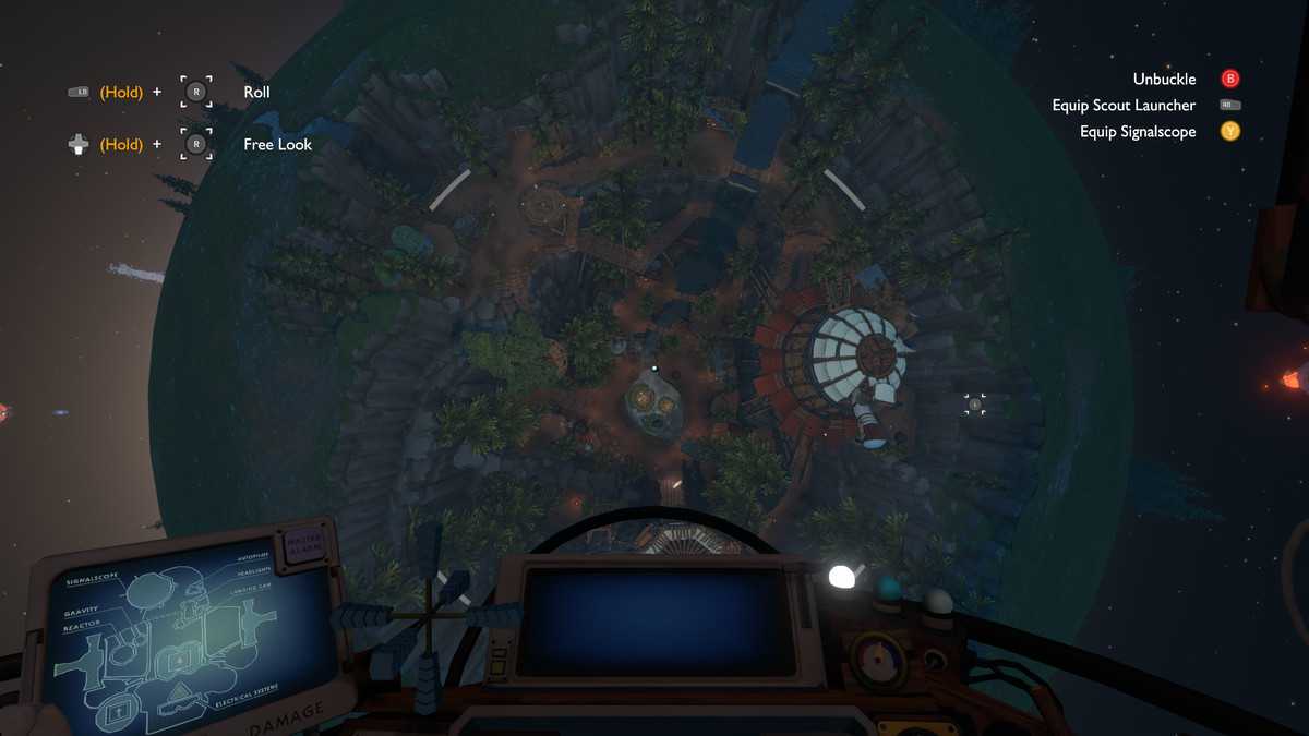 Outer Wilds Hands On: Groundhog Day in space, with a tantalizing