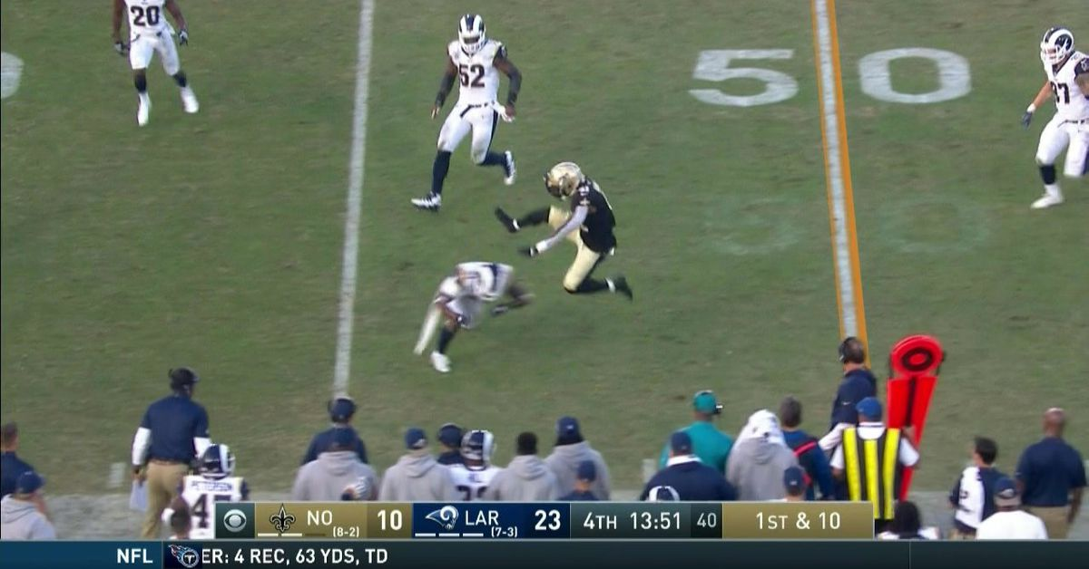Rockets Vs Grizzlies >> Saints vs. Rams: Alvin Kamara shows why he's special with