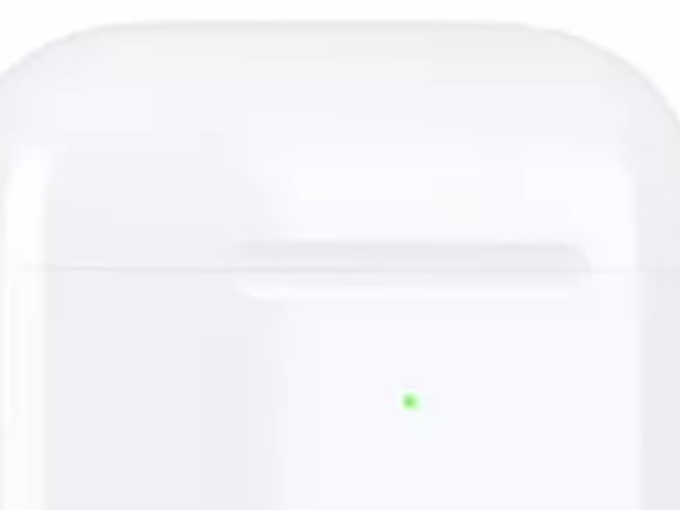 buy popular 5b2d1 f4703 Does this little green dot mean a new AirPods case is imminent ...