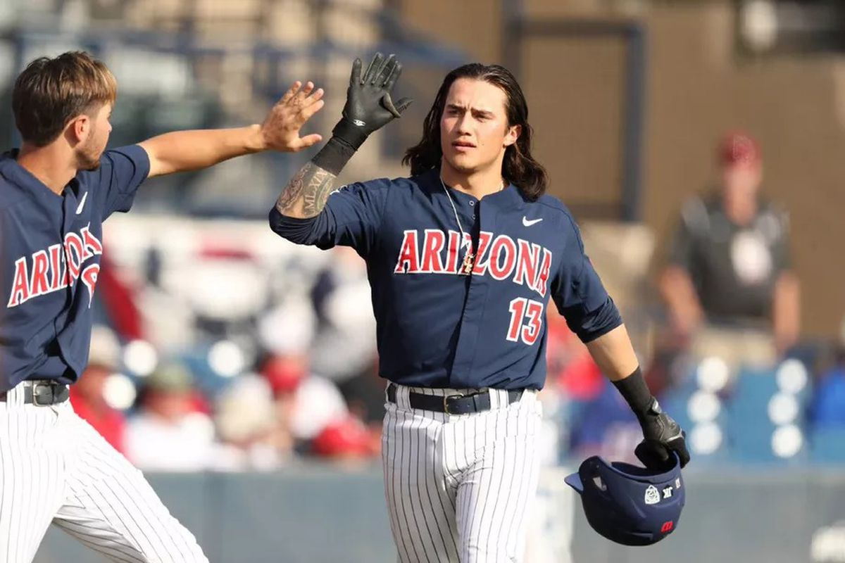 mlb-draft-arizona-wildcats-cameron-cannon-nick-quintana-2019-college-prospects-preview