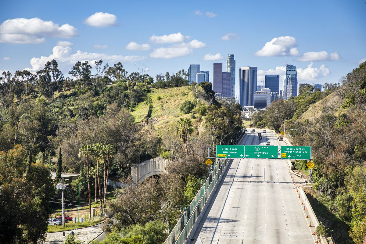 LA has longest stretch of clean air since 1980 - Curbed LA
