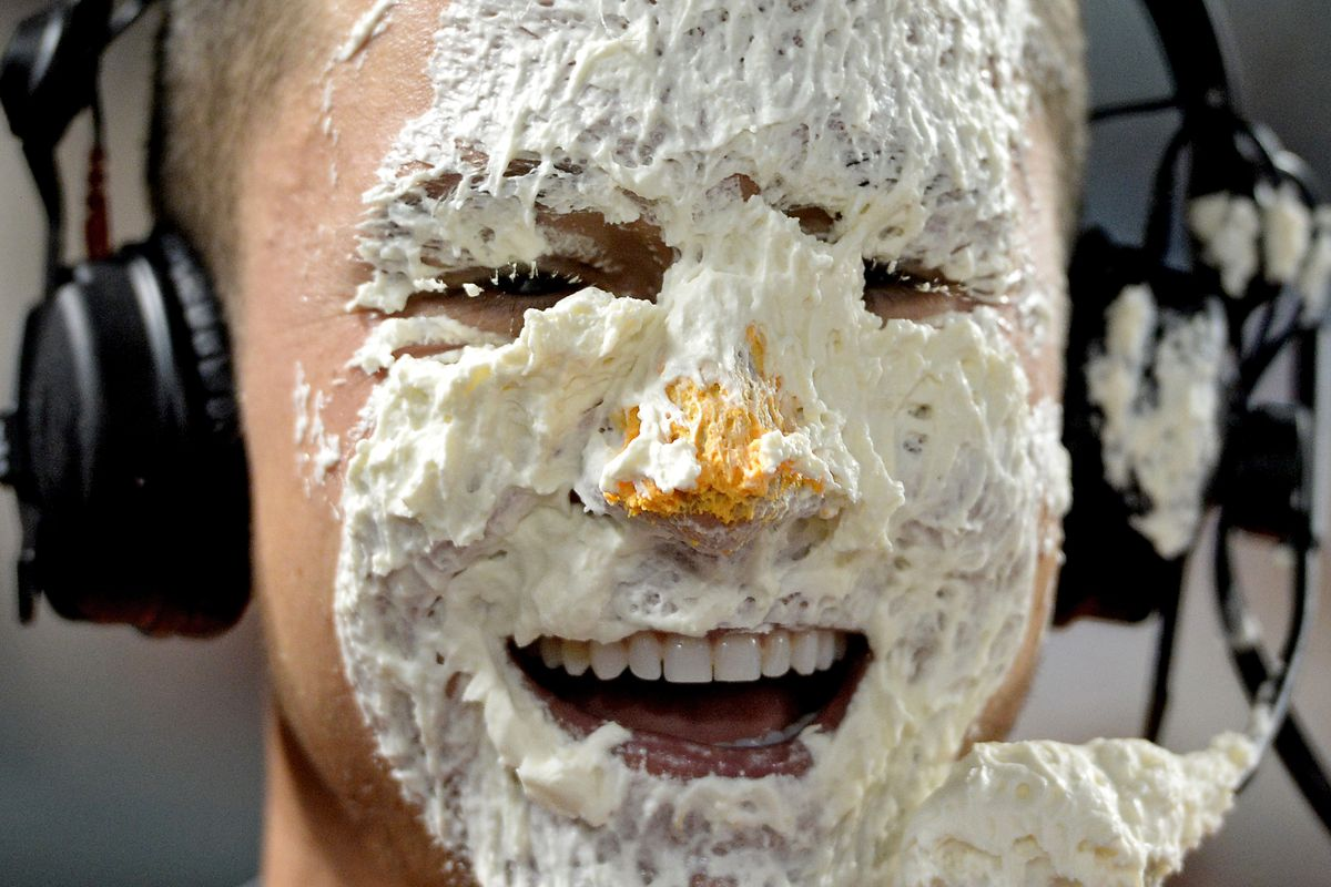 """Lough was """"pied"""" after walking off against the Blue Jays in April"""