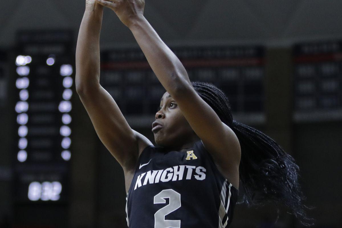 NCAA Womens Basketball: Central Florida at Connecticut