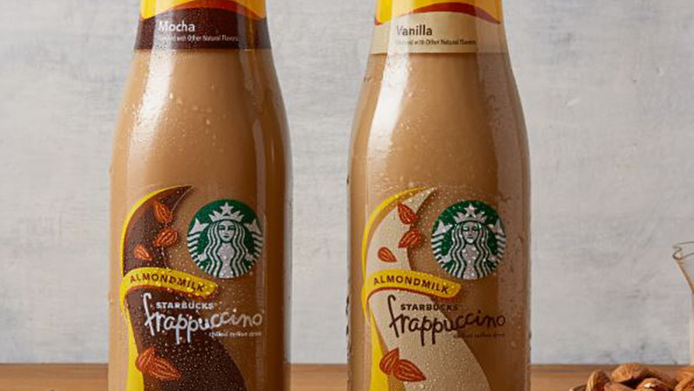 Starbucks Will Bring Three New Bottled Drinks To The Grocery
