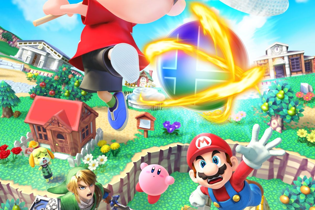 Wii u sales skyrocket and nintendo expects more thanks to super smash bros polygon - Console wii u super smash bros ...