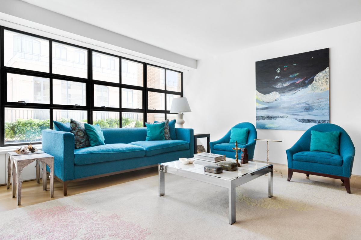 For $18M, a gut-renovated West Village duplex with design-world star ...