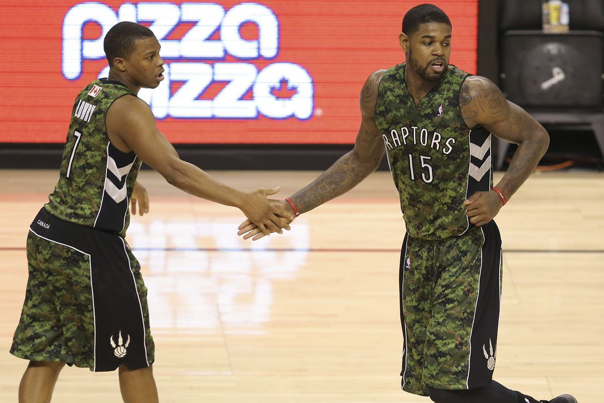 The two leaders of your Toronto Raptors