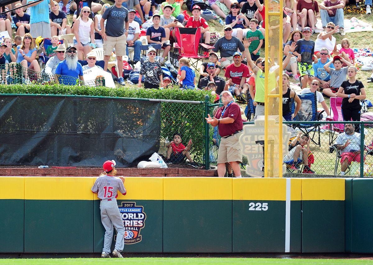 Baseball: Little League World Series-Japan Region vs Southwest Region