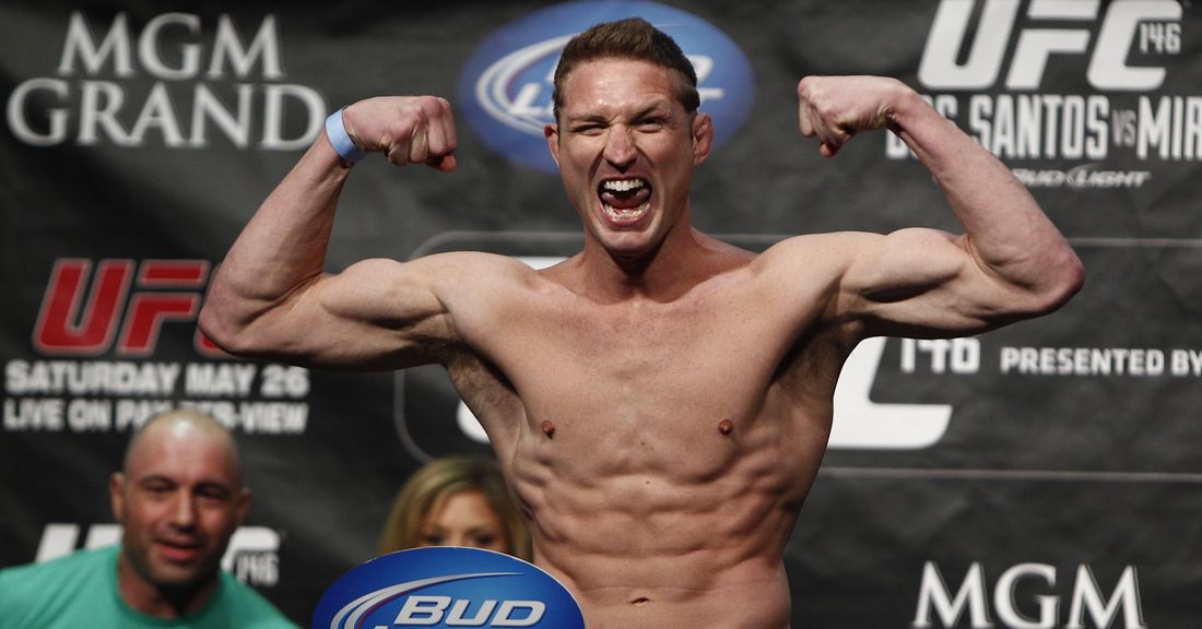 Former UFC fighter Jason 'Mayhem' Miller arrested, charged with multiple felonies in California