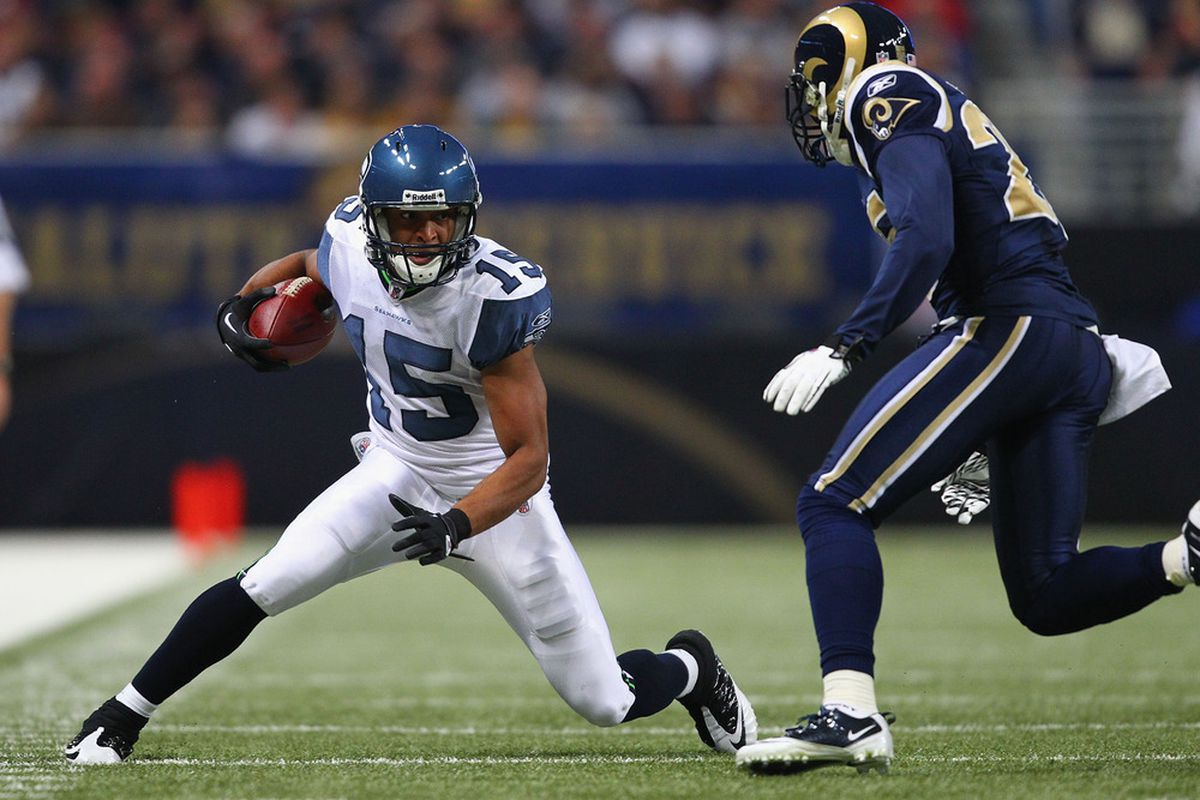 Doug Baldwin had 3 catches in Seattle's win at St. Louis.