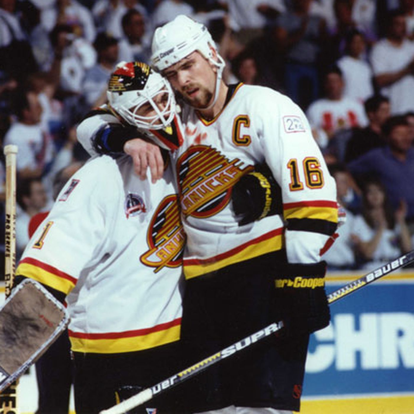 Top 10 Canucks Seasons Of All Time 2 1993 94 Nucks Misconduct
