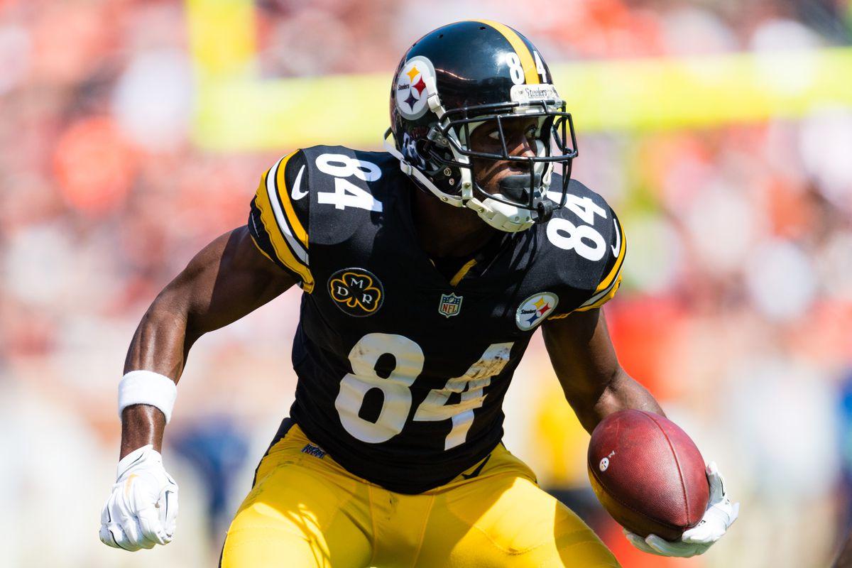 Antonio Brown 2018 >> Report Antonio Brown Left Steelers Three Times In 2018