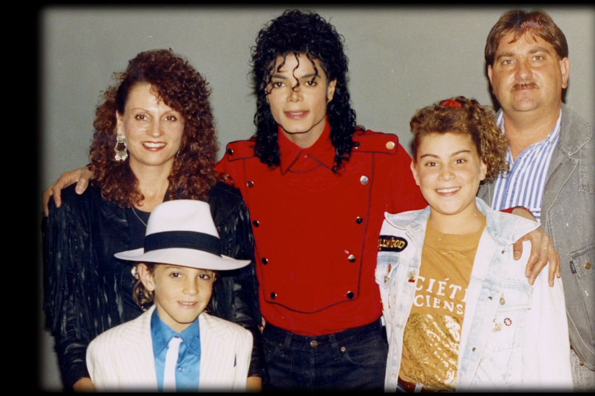 Image result for leaving neverland documentary