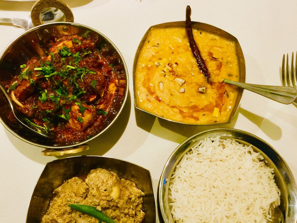 London's best Indian restaurants for Eastern Indian food include Posto