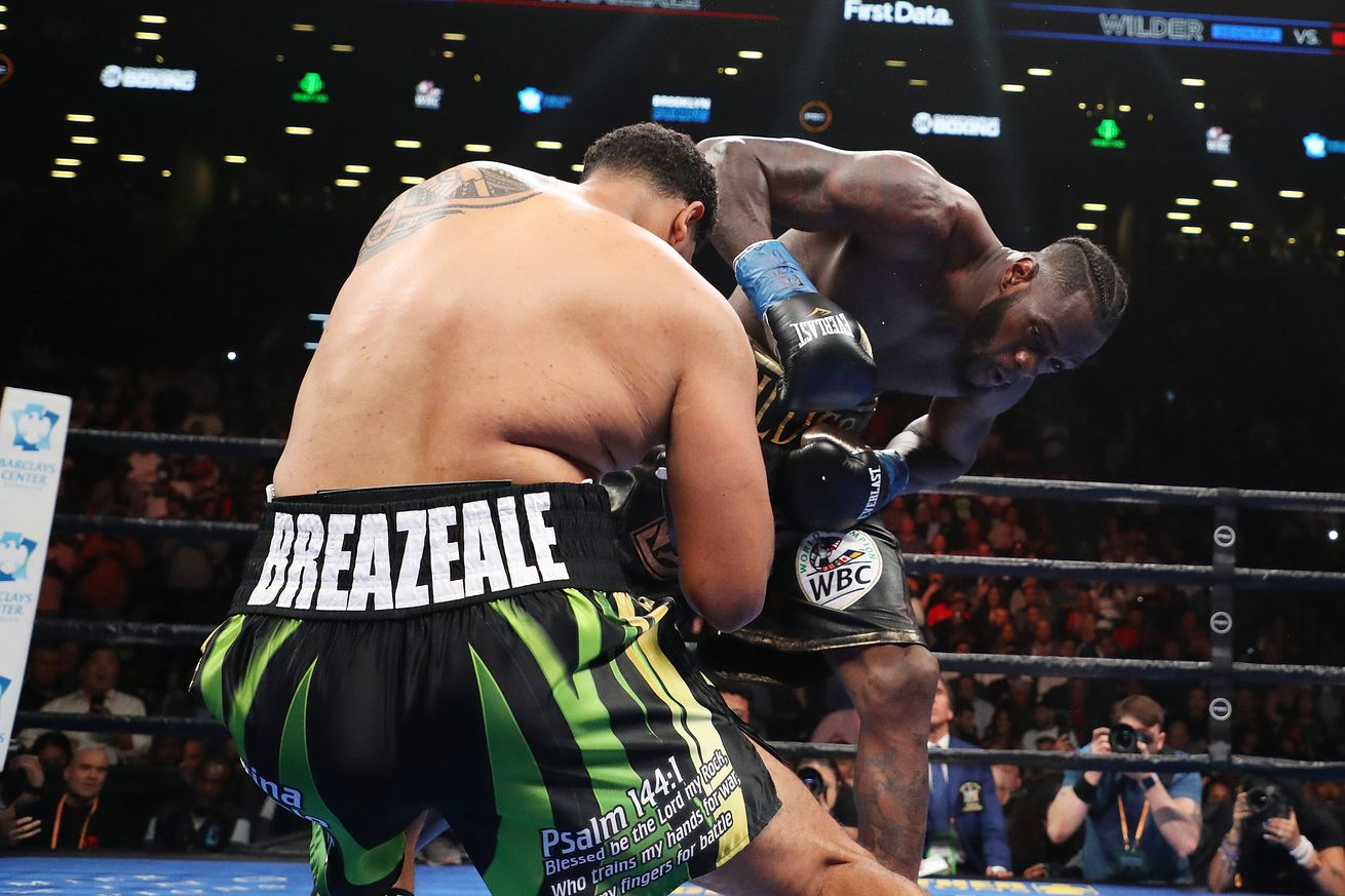 1150197608.jpg.0 - Highlights: Wilder knocks out Breazeale, more from Showtime