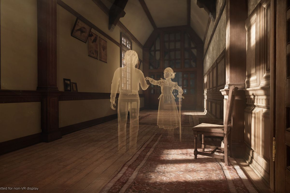 Deracine on PlayStation VR at E3 2018