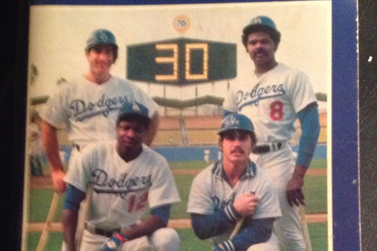 8dc72e1d024 A fun look back through the Dodgers 1978 media guide - True Blue LA