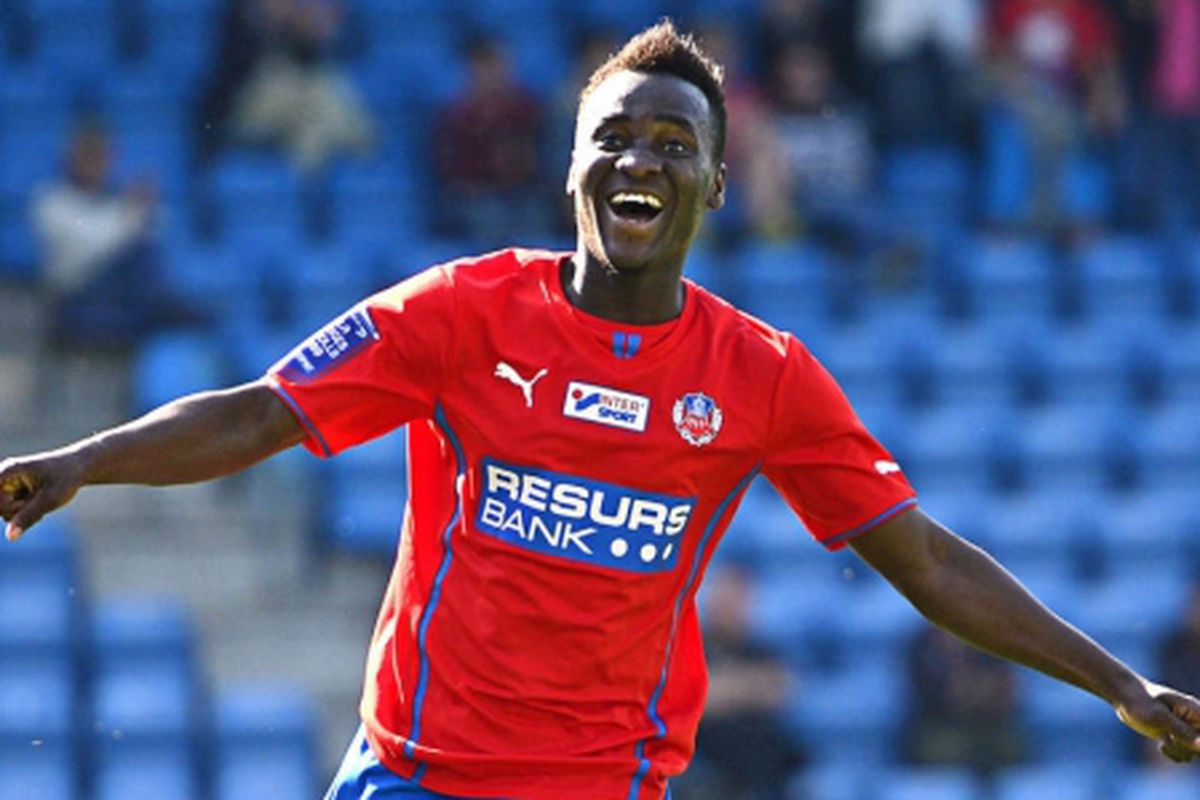 Reports out of Sweden have David Accam, 24, of Helsingborg coming to the Chicago Fire for 2015.