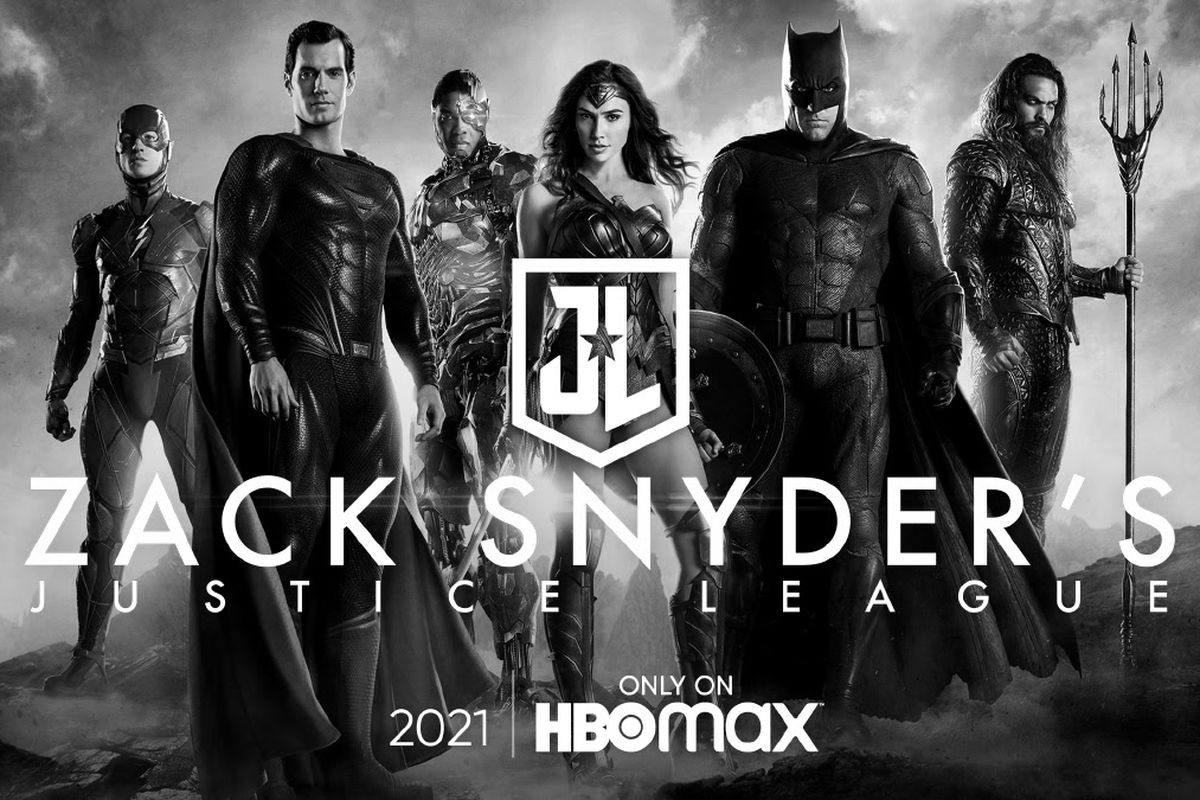 The 'Snyder Cut' of Justice League is coming to HBO Max in 2021 ...