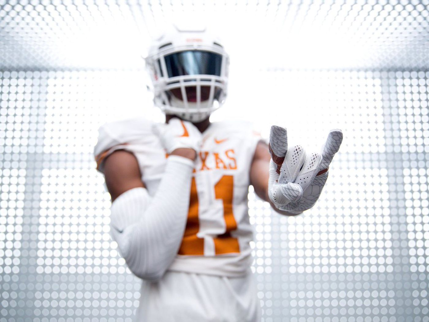 Texas Football Commits In Action Nov 2 3 Burnt Orange Nation