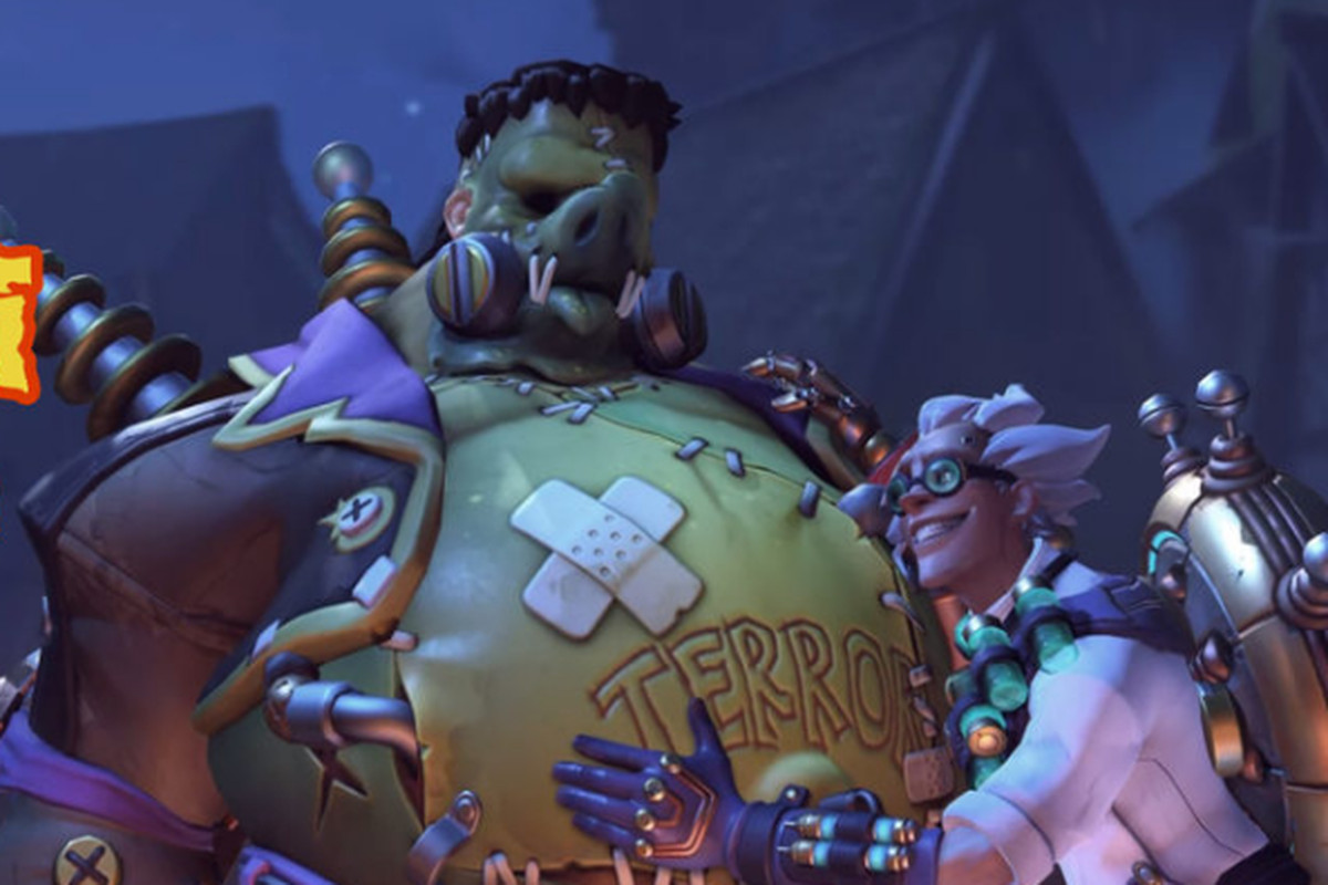 Overwatch is getting in the spirit of Halloween with loot boxes ...