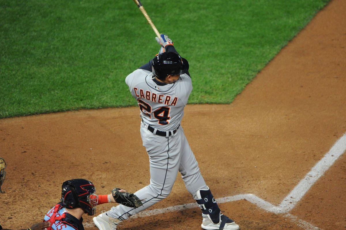 MLB: Detroit Tigers at Minnesota Twins
