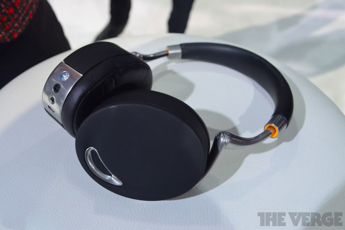 Parrots Starck Designed Zik Headphones Available In Late July For