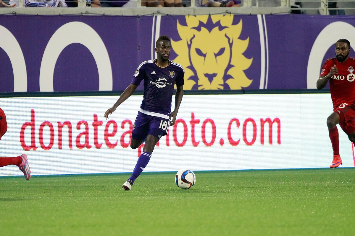Kevin Molino and his 'soccer dream'