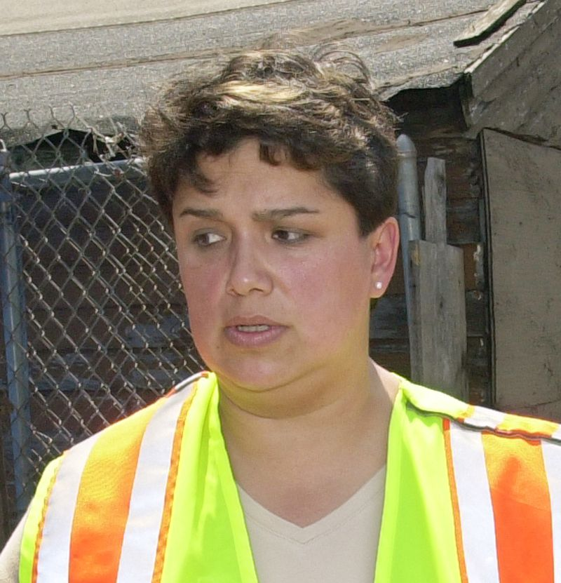 Josie Cruz will be in charge of rodent-control efforts. | Sun-Times file photo