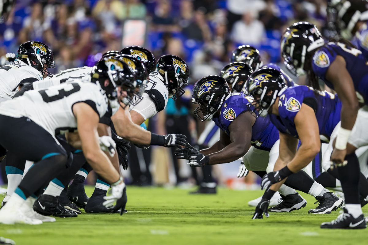 3ee9fe1b Jaguars vs. Ravens review: Stock up and stock down - Big Cat Country