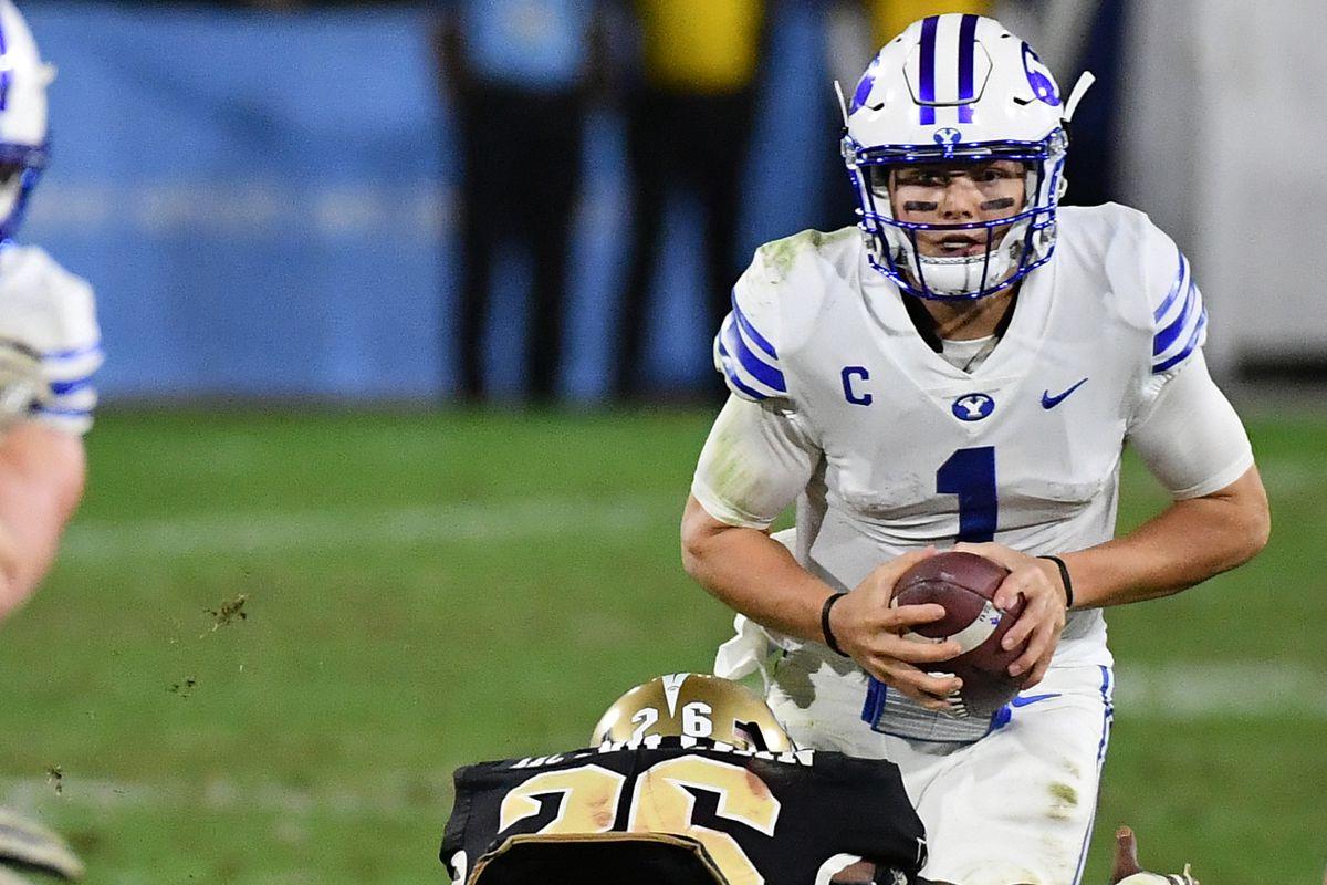 NCAA Football: Boca Raton Bowl-Central Florida at Brigham Young