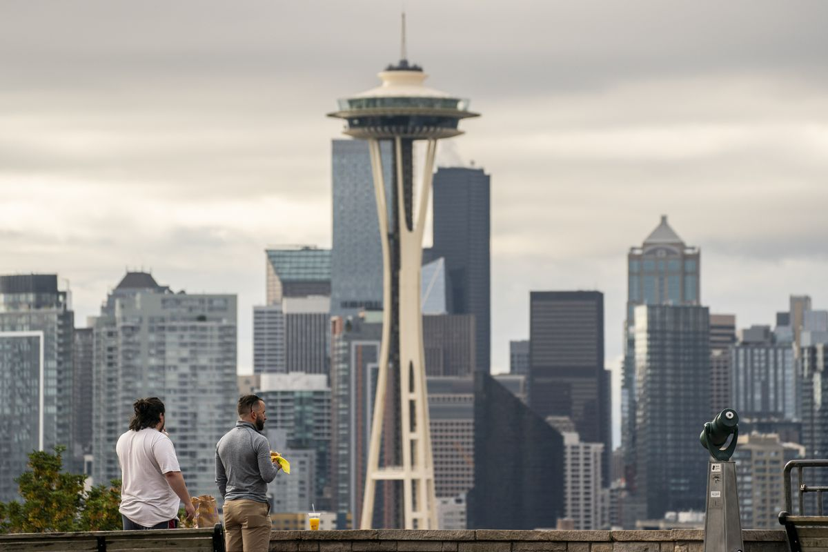 Seattle Becomes First City To Reach Key 70 Percent Vaccination Rate