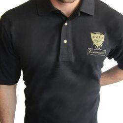 Beverly Hills Centennial polo shirt, $30.