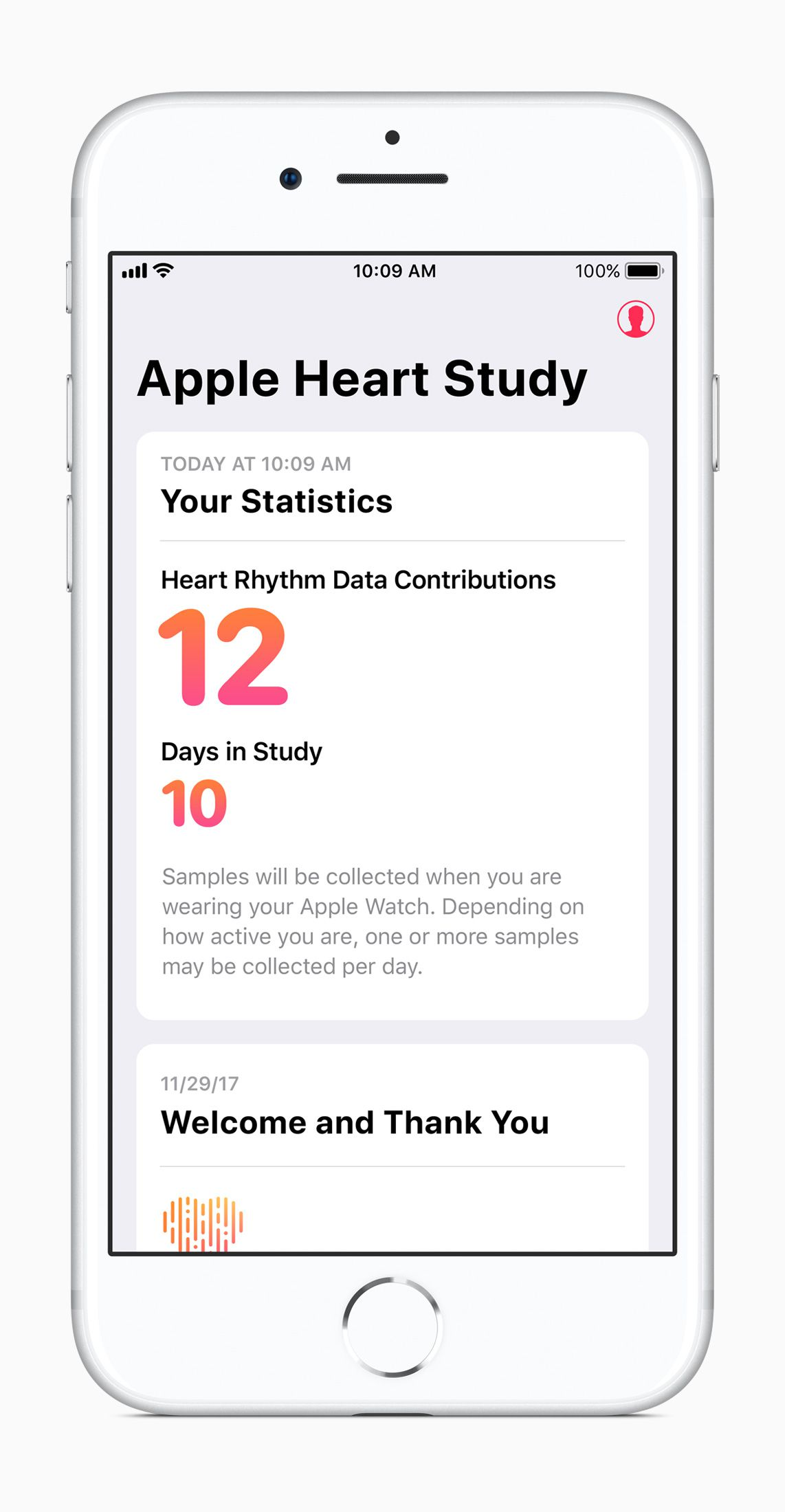 Apple launches study to identify irregular heart rhythms on
