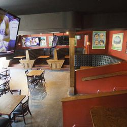 """<a href=""""http://seattle.eater.com/archives/2012/07/12/game-on-at-capitol-hill-newest-sports-bar-95-slide.php"""">Seattle: Game on at Capitol Hill's Newest Sports Bar <strong>95 Slide</strong></a> [S. Pratt/ESEA]"""