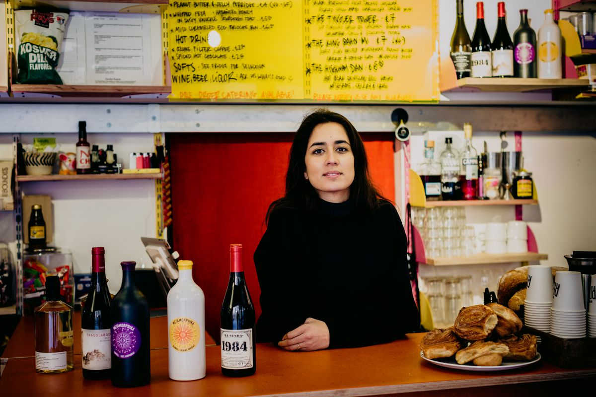 Missy Flynn of Bodega Rita's, which is scheduled to open in Soho in the new year