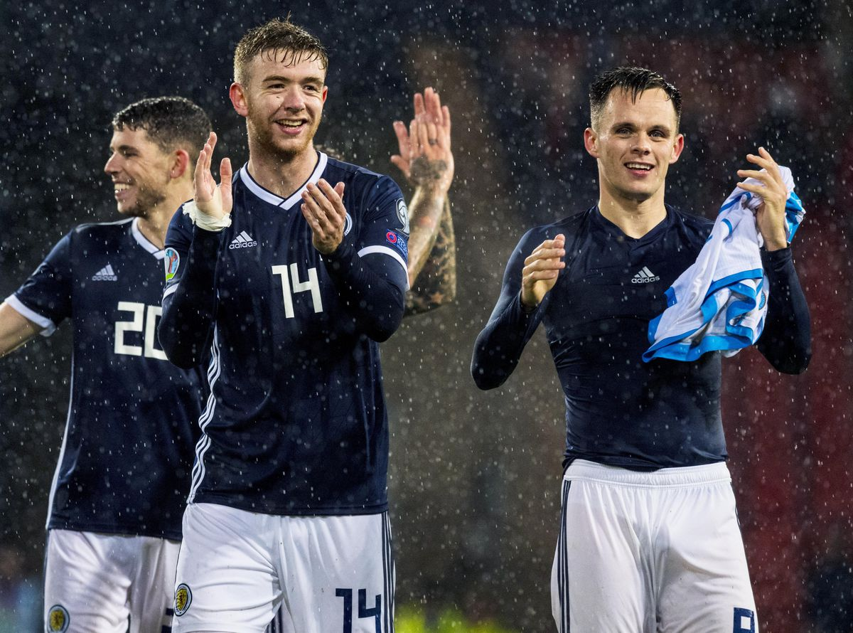 UEFA European Qualifier - Scotland vs. San Marino