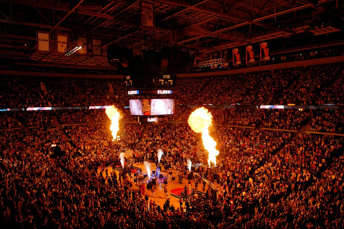 What Is Your Favorite Memory Of The Palace Of Auburn Hills