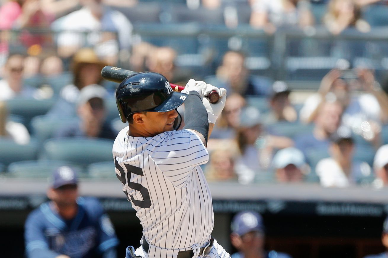 d1f3012c5 It takes a rich team to employ Giancarlo Stanton. It takes a smart team to  build the 2018 Yankees.