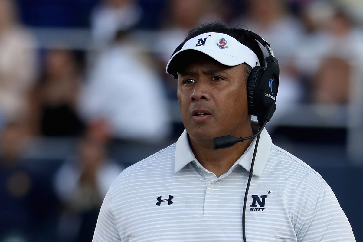 9a3ee1c7f Navy football 2018 preview: Midshipmen must be able to ... pass ...