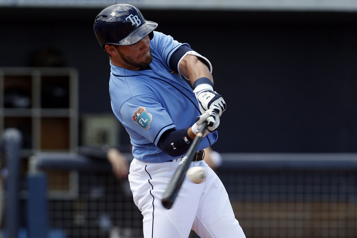 Johnny Field is one of five Rays prospect hitter off to an outstanding start