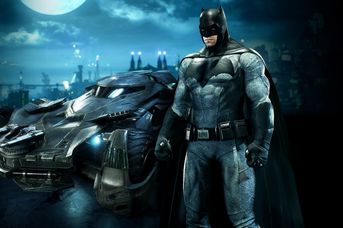 The Critically Acclaimed Batman Arkham Knight Has Been Really Good About Including History Of Batsuits From Comics Through Keaton In Its Add On