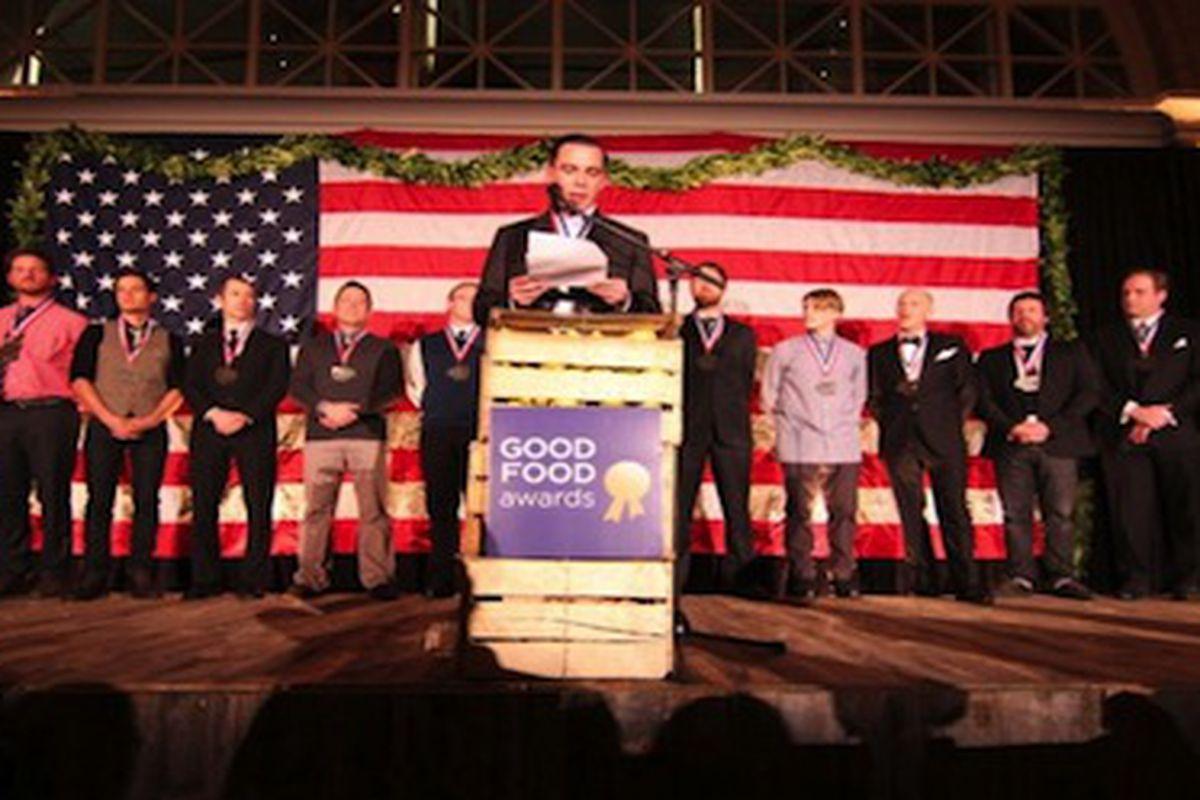 Good Foods Awards 2013