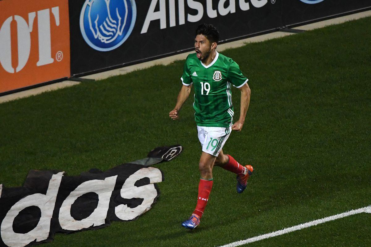 Soccer: Mexican National Team vs Panama