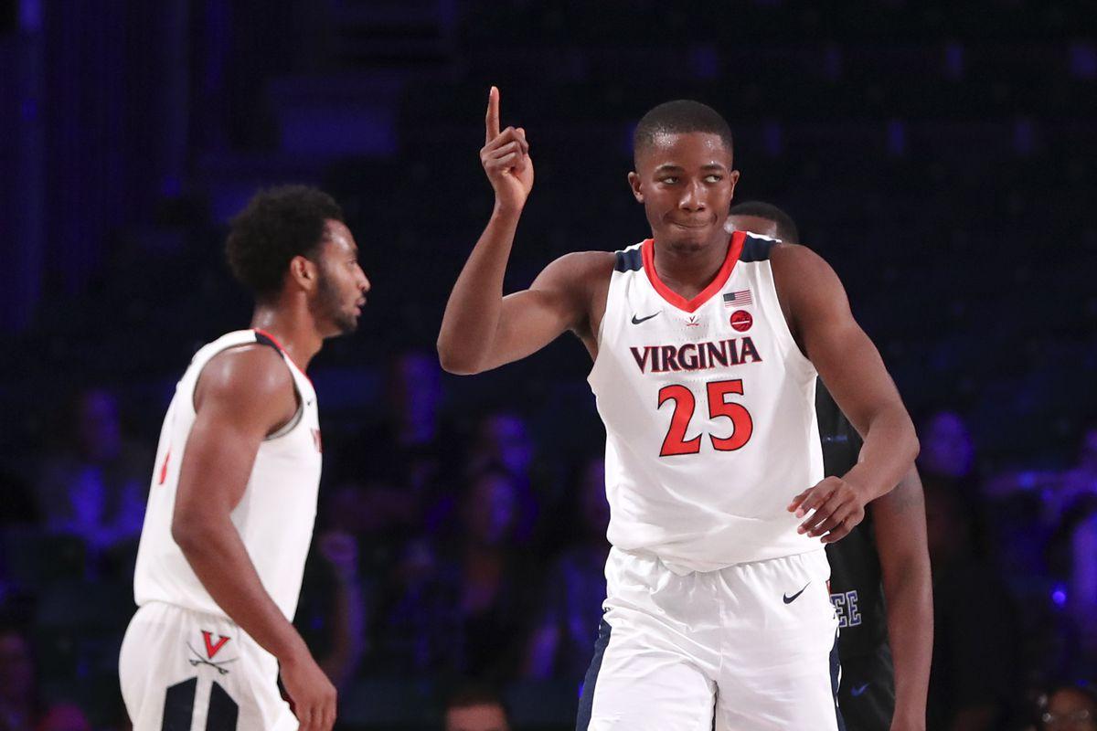 NCAA Basketball: Battle 4 Atlantis-Middle Tennessee State vs Virginia