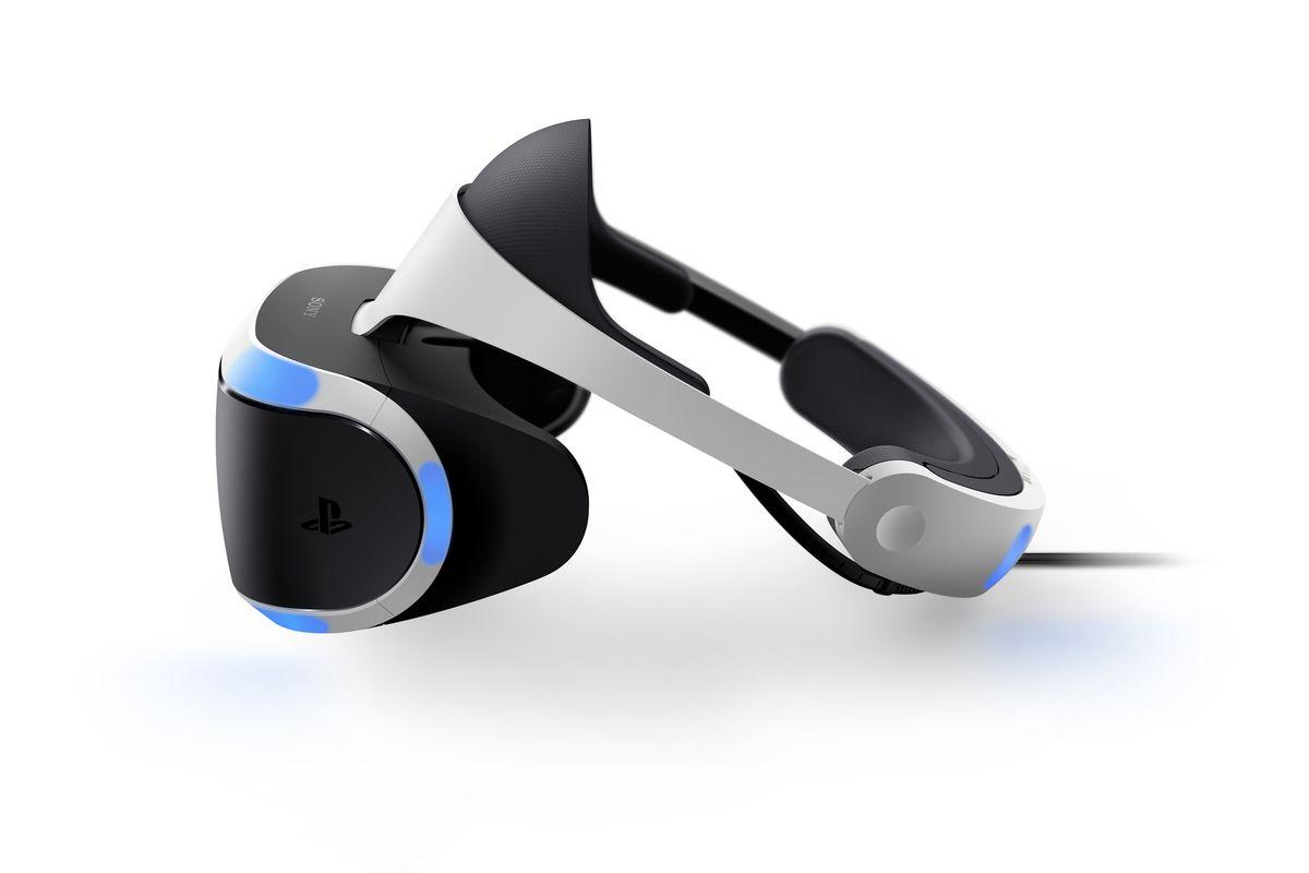 PlayStation VR headset profile
