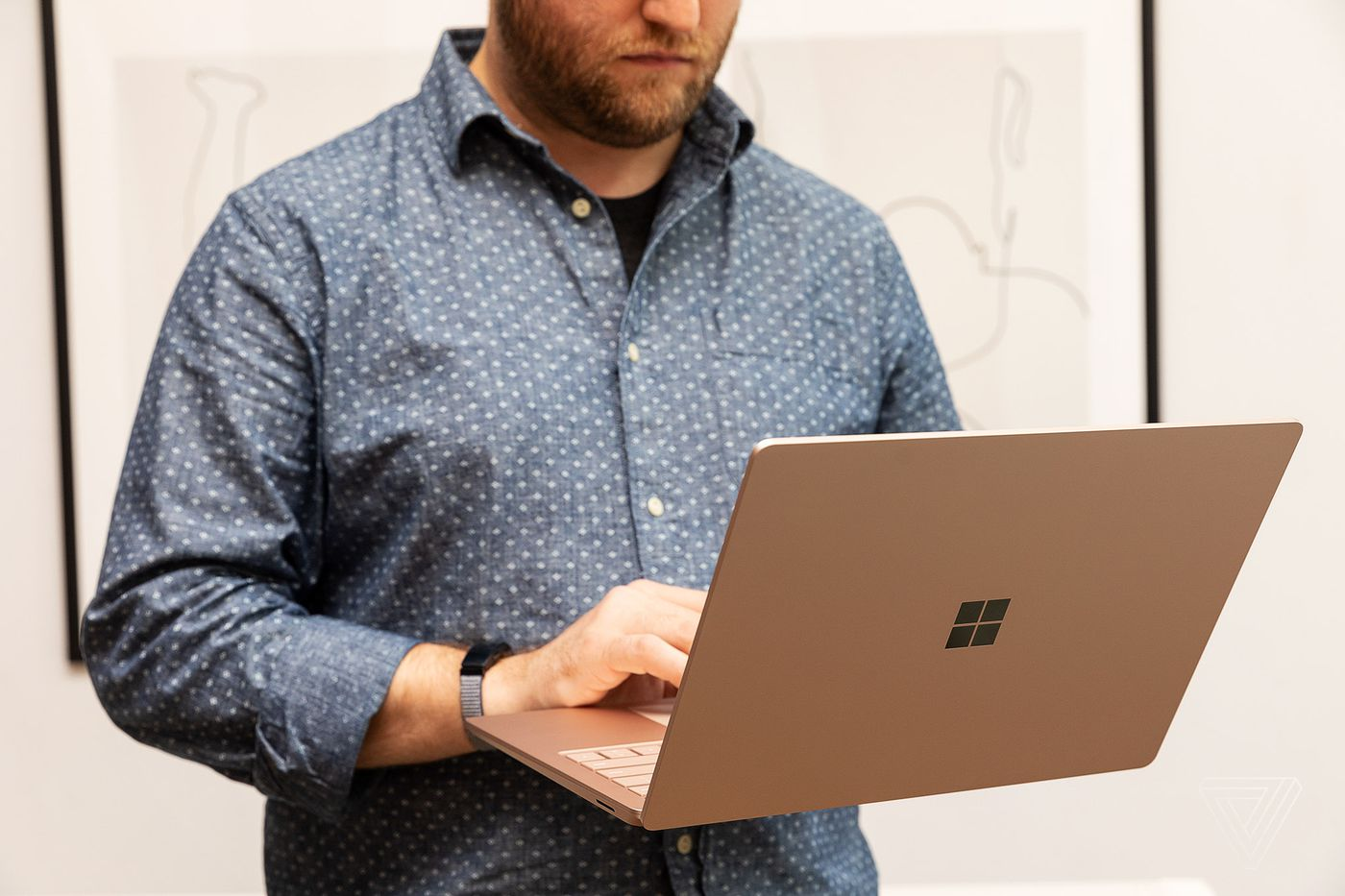 Microsoft Surface Laptop 3 13 5 Inch Review Have A Normal One The Verge